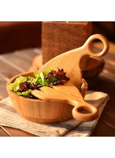 Bambum Bambum Letta - Salata Karıştırıcı Renkli